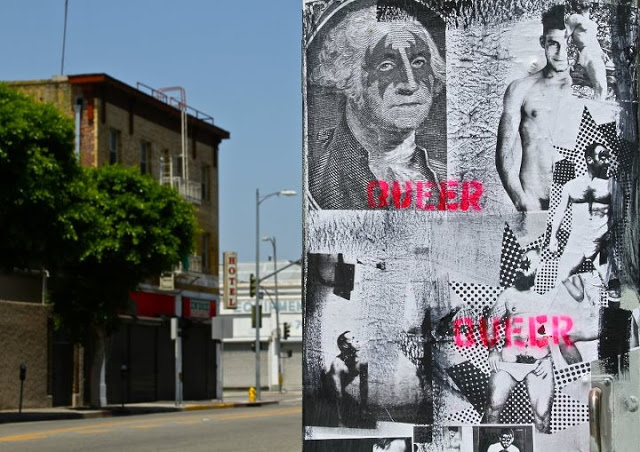 Homo Riot Poster Art