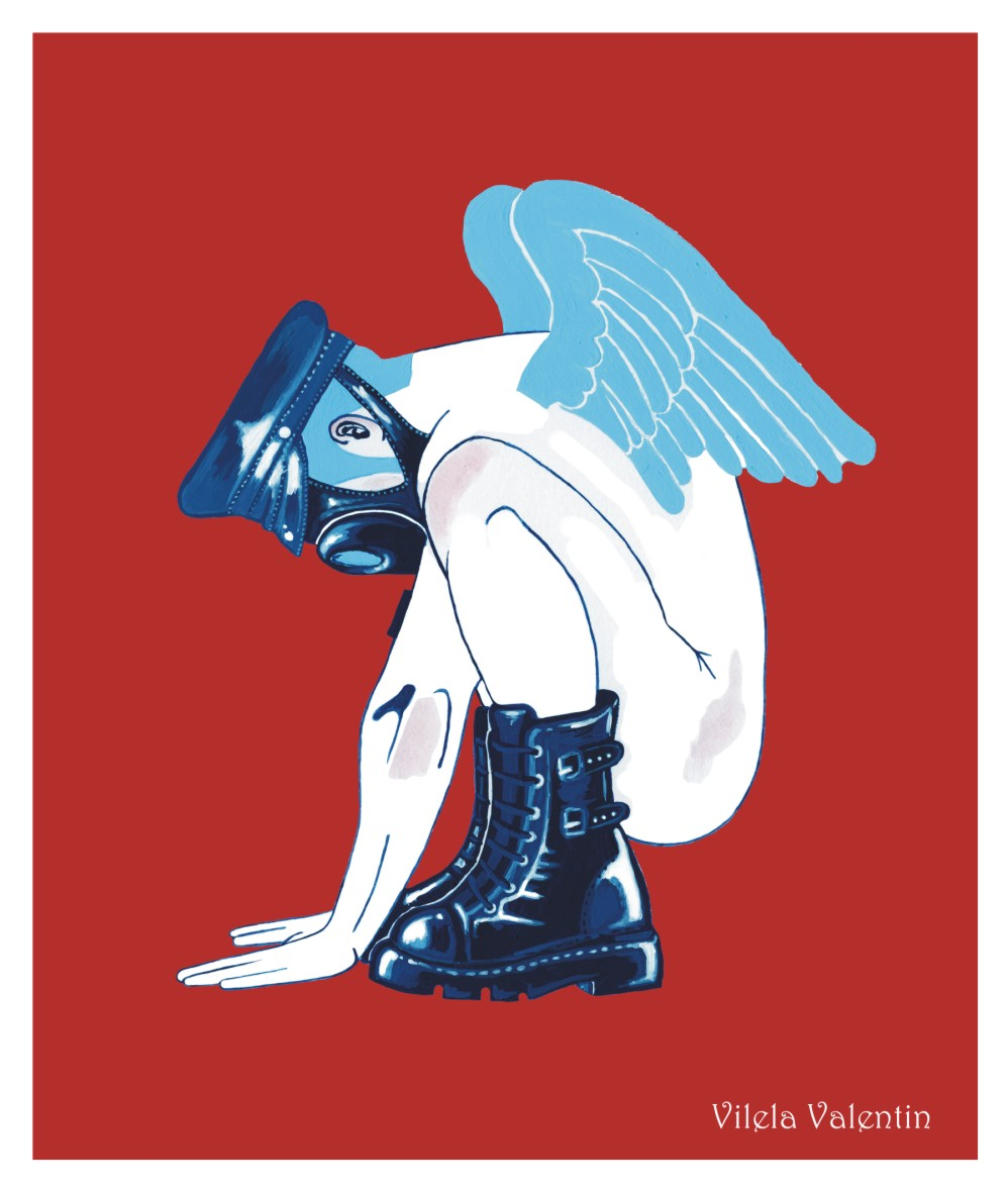 Interview With Vilela Valentin The Pink Snout
